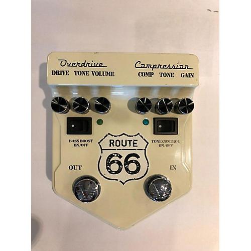 Visual Sound V2RT66 V2 Route 66 Overdrive Compressor Effect Processor