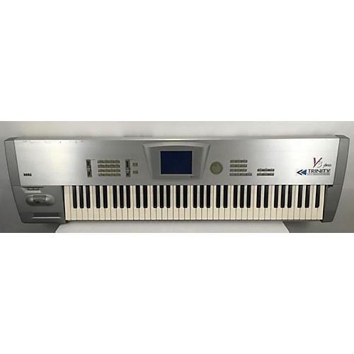 used korg v3 pro trinity music workstation drs keyboard workstation guitar center. Black Bedroom Furniture Sets. Home Design Ideas