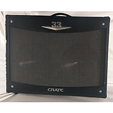 Crate V33 33W 2x12 Tube Guitar Combo Amp