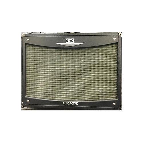 Crate V33 33W 2x12 Tube Guitar Combo Amp