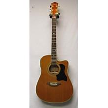 Ventura V3nat Acoustic Electric Guitar