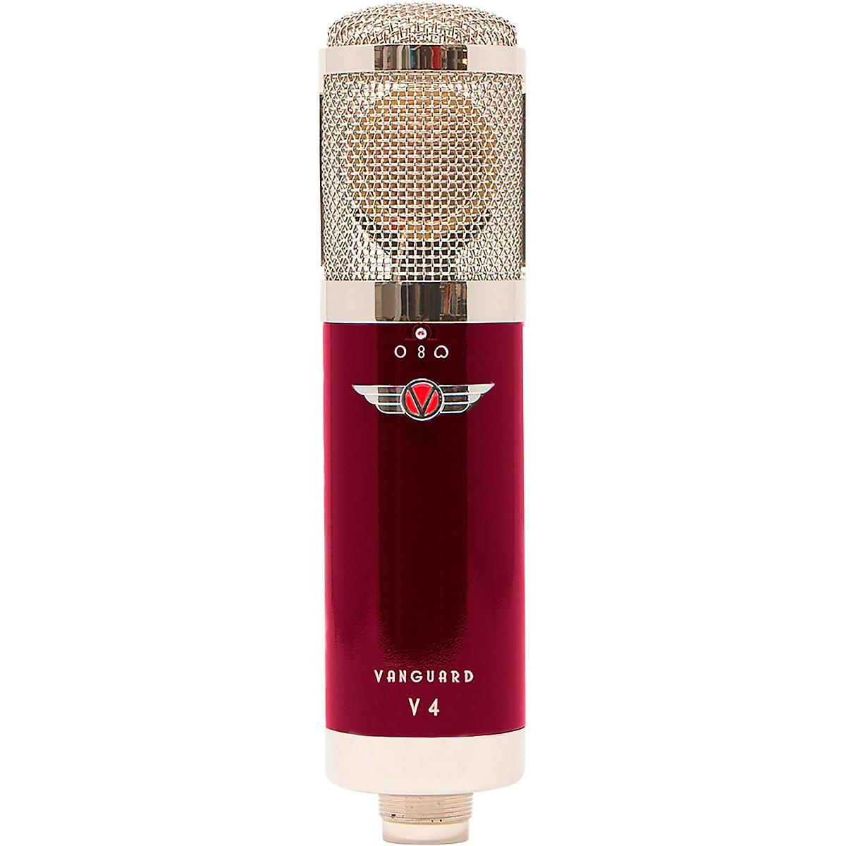 Vanguard Audio Labs V4 Large Diaphragm Multi-Pattern FET Condenser Microphone