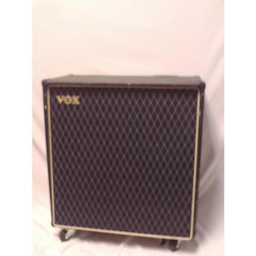 Vox V412BL Guitar Cabinet