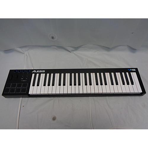 used alesis v49 49 key midi controller guitar center. Black Bedroom Furniture Sets. Home Design Ideas