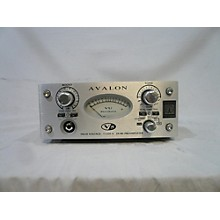 Avalon V5 Pure Class A Mono Channel Strip