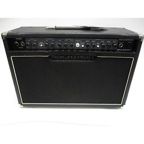 Rocktron V50D Velocity Guitar Combo Amp