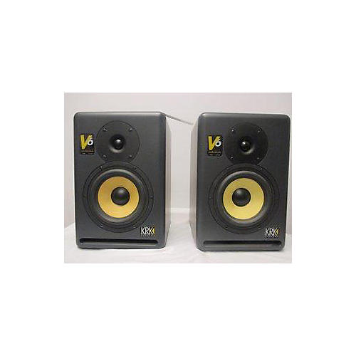 KRK V6 Series 2 Pair Powered Monitor