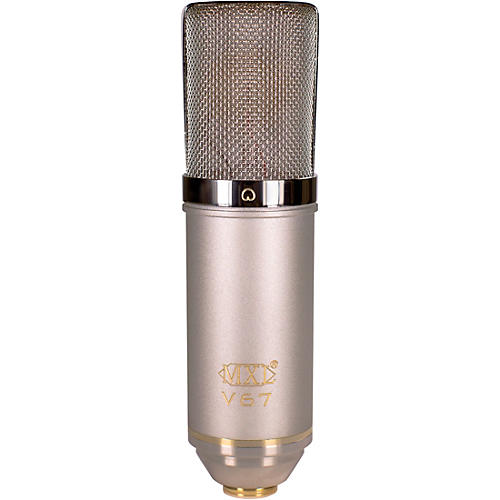 MXL V67G-HE Heritage Edition Large-Capsule Condenser Microphone