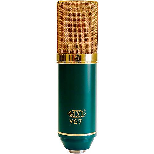 MXL V67G Large-diaphragm Condenser Microphone