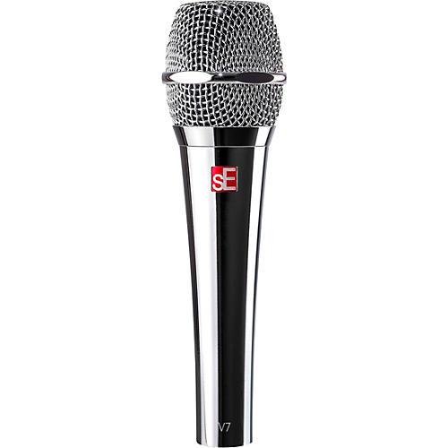 sE Electronics V7 Chrome Microphone