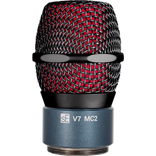 sE Electronics V7 MC2 Black and Blue