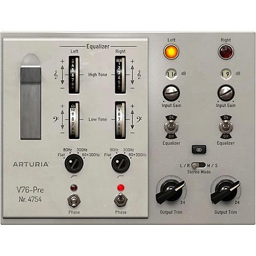 Arturia V76-Pre (Software Download)