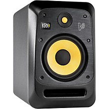 KRK V8 8in Studio Monitor with Kevlar Drivers Level 1
