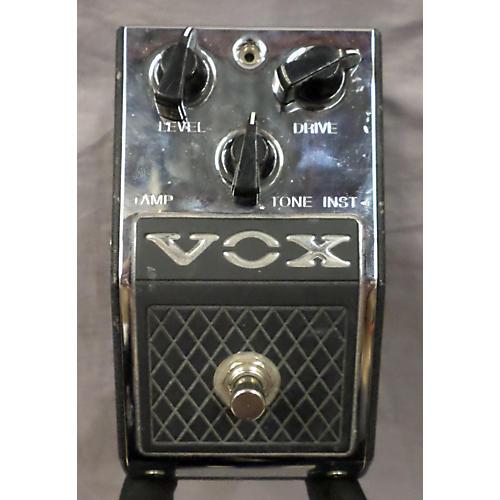 Vox V830 Distortion Booster Effect Pedal