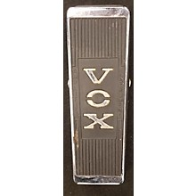 Vox V847 Reissue Wah Effect Pedal