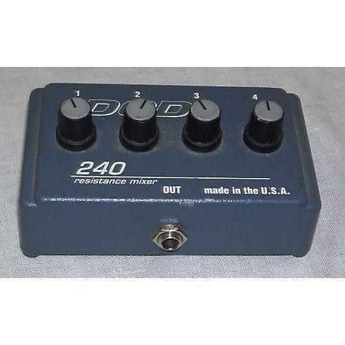 DOD VAC240 Unpowered Mixer