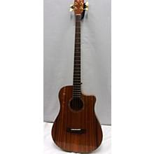 Fender VB-NAT Acoustic Bass Guitar