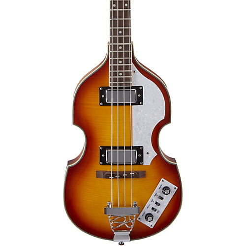 rogue vb100 violin bass guitar vintage sunburst guitar center