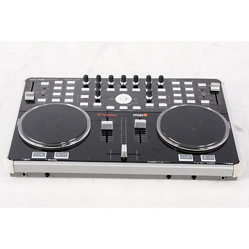 Vestax VCI-300 DJ Controller with Serato ITCH