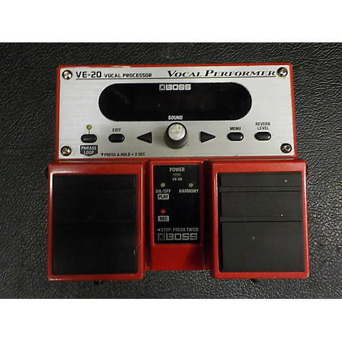 Boss VE-20 Footswitch