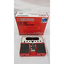 Boss VE20 Vocal Performer Vocal Processor