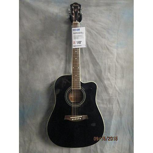 Ibanez VE70CE-BK Acoustic Electric Guitar