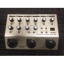Boss VE8 ACOUSTIC SINGER Effect Processor