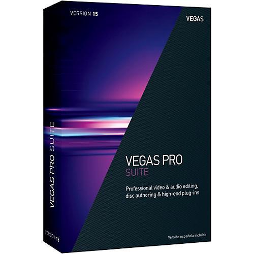 Magix VEGAS Pro 15 Suite