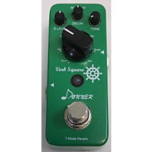 Donner VERB SQUARE Effect Pedal