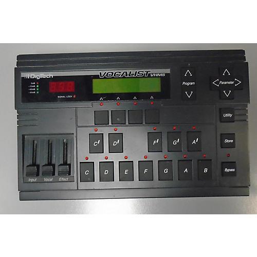 Digitech VHM5 Vocalist Vocal Harmonizer Effect Processor