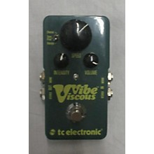 TC Electronic VIBE VISCOUS Effect Pedal