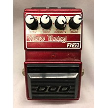 DOD VIBRO THANG Effect Pedal
