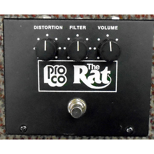 Pro Co VINTAGE RAT Effect Pedal