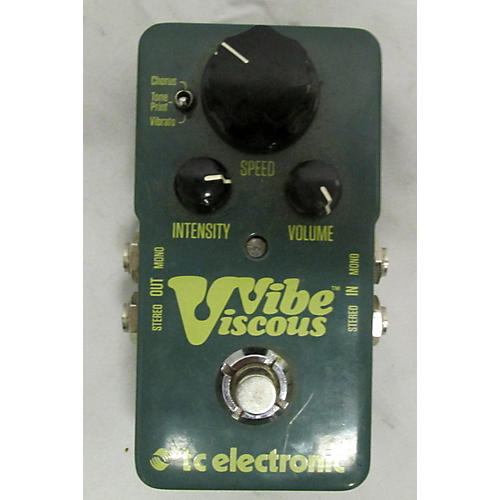 TC Electronic VISCOUS VIBE Effect Pedal