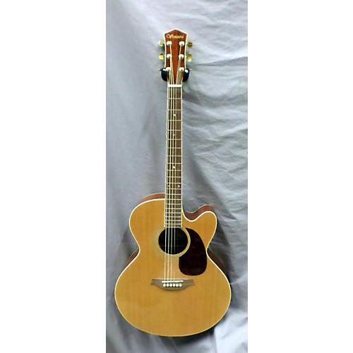 Ventura VJ1NAT Acoustic Electric Guitar