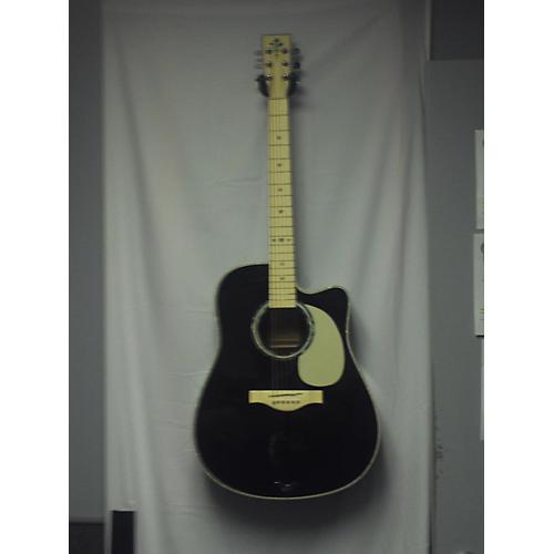 Esteban VL-200 Acoustic Electric Guitar