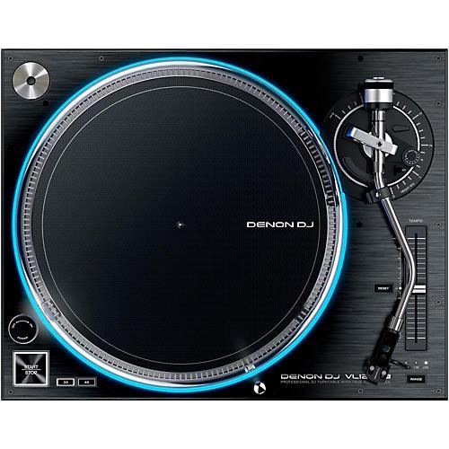 Denon VL12 Prime Professional DJ Turntable