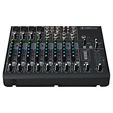 Mackie VLZ Series 1202VLZ4 12-Channel Compact Mixer Level 1