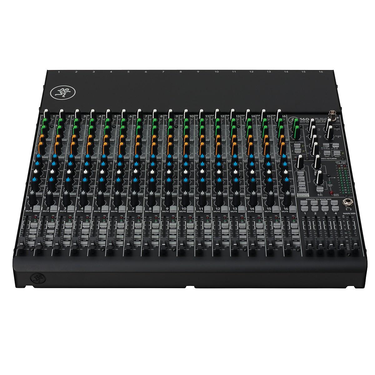 Mackie VLZ4 Series 1604VLZ4 16-Channel/4-Bus Compact Mixer