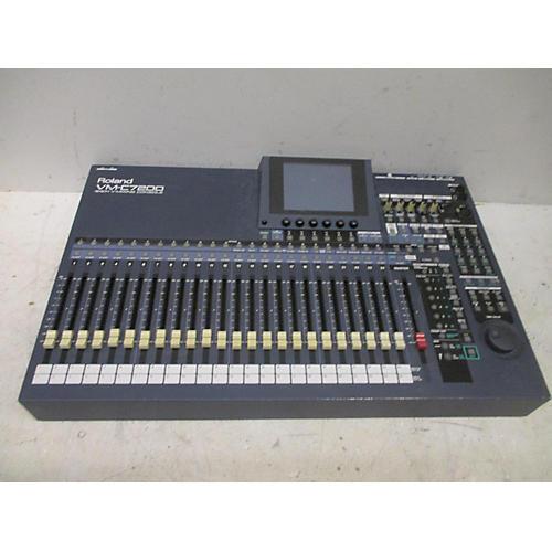 Roland VM-C7200 V-MIXING CONSOLE Powered Mixer