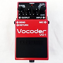 Boss VO1 Effect Pedal
