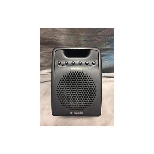 TC Helicon VOICESOLO VSM300 Powered Speaker
