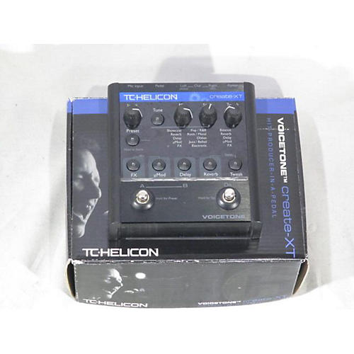TC Helicon VOICETONE CREATE XT Vocal Processor