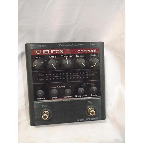 TC Helicon VOICETONE Effect Processor