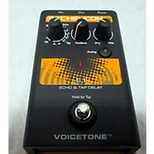 TC Helicon VOICETONE SINGLE E1 Effect Pedal