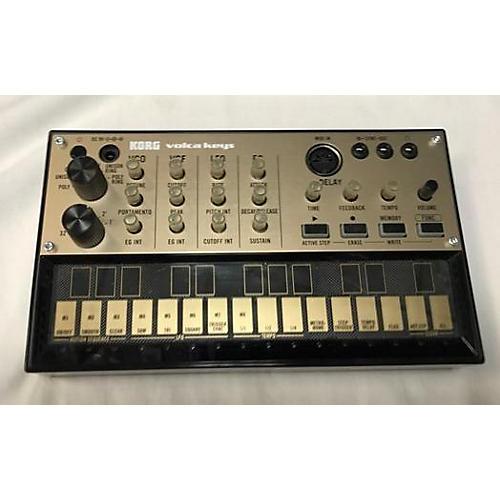 used korg volca keys synthesizer guitar center. Black Bedroom Furniture Sets. Home Design Ideas