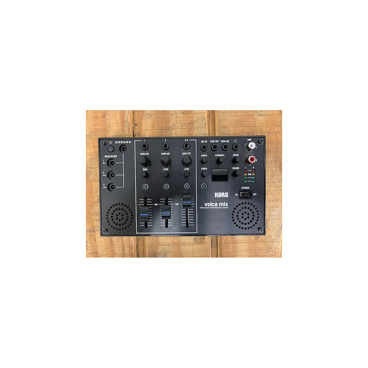 Korg VOLCA MIX Digital Mixer