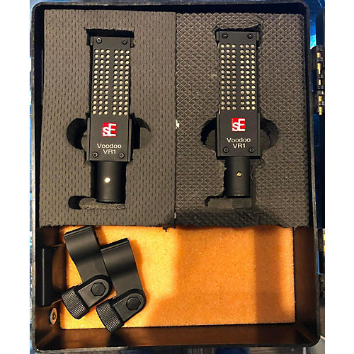 SE Electronics VOODOO VR1 PAIR Ribbon Microphone
