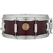 VPX Strata Red Birch Snare Drum 14 x 5.5 in.