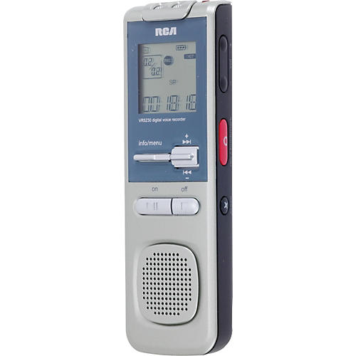 RCA VR5230 1 GB Digital Voice Recorder